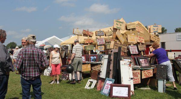 Sussex Flea Market August 2015